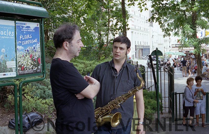 olivier Hutman & Shauli Einav